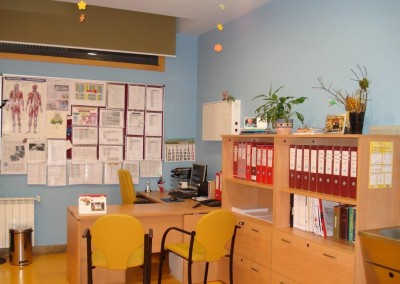Sala de personal